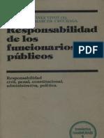 Responsabilidad de Los Funcionarios Publicos CARLOS GHERSI & OTROS