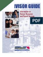 Supervisor Guide Payroll