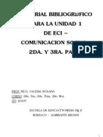 Material Bibliográfico - Unidad 1 - 2° y 3° Parte