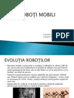 Roboti Mobili