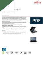 Ds Lifebook Ah532