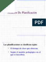 Presentacion N2 Modelos De Planificación