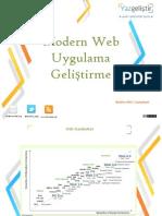 Modern Web Uygulama Geliştirme