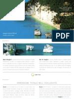 Brochure Baia Dei Faraglioni Beach Resort Aprile 2013