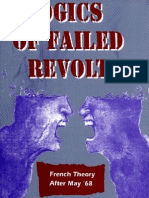 Peter Starr Logics of Failed Revolt French Theory After May 68 1995 1