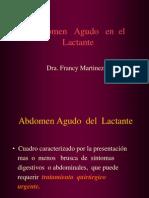 12-Abd.agudoLactante Clase 2