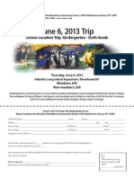 June 6th Full Day Trip