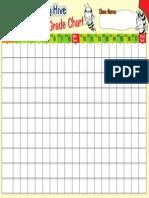 分數表Chart Grade