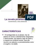 La Novela Picaresca Rasgos2