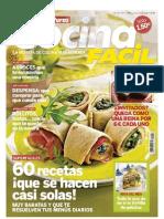 Revista Cocina Facil - Febrero 2013