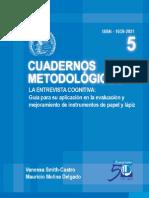 Cuaderno Metodologico Smith Molina (2011)