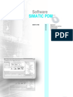 Software PDM and