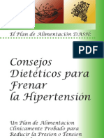 DASH Diet Eating Plan Spanish Version