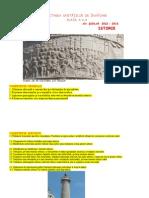 Proiectare Istorie Clasa a v-A