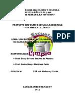 PROYECTO BASURERO 4º GRADO.docx