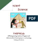 Ancient Science PDF Edit