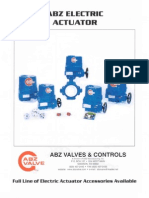 ABZ Electric Actuator