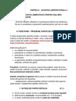 rezumaacustica arhitecturalat acustica arhitecturala 10-04-13