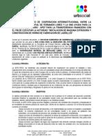 Convenio Productivo Ladrillera 001 Municipalidad de Fernando Lores