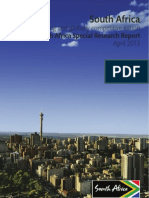 South Africa – a top developing and globally competitive nation Brand SA Special Research report