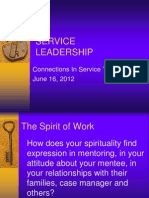 Service Leadership 6-16-12