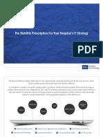 Mobility Prescription for Hospitals