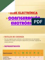 nube  electrnica y configuracion electronica