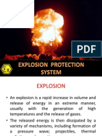 Explosion Protection System