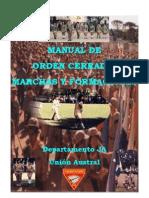 Manual de Orden Cerrado y Marchas Union Austral