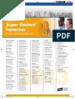 St. Luke's Roosevelt Super Doctors