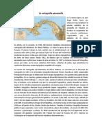 La cartografía panameña
