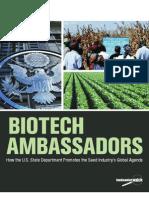 Biotech Ambassadors