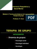 Psicoterapia Grupo