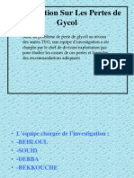 Consomation Glycol