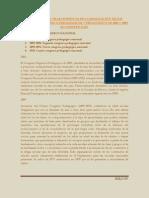 6. Importancia y trascendencia de la realización de los Congresos Higiénico