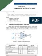 06-Rangkaian Penguat Berbasis Op-Amp