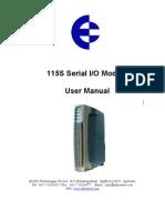 115S Serial Module