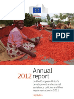 Europeaid Annual Report 2012 Highlights En