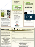 Tabor Presbyterian Church is hosting Camp Hanover, a traveling day camp, June 17-21.