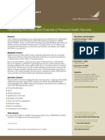 Overview PHD2009