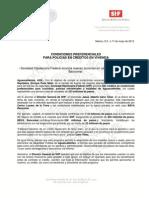 17-05-13 Boletín Firma de Convenio Crédito a Policías de Aguascalientes