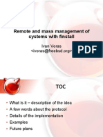 The new FreeBSD graphical installer - finstall