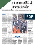 Mercado Utiles Escolares Peru