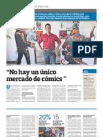Negocio Comics en Peru