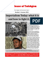 In Defence of Trotskyism No. 5 Imperialism Today