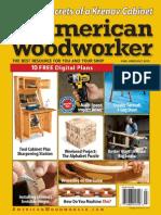 American Woodworker 160 (June-July 2012)