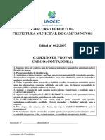 Caderno Contador 6 de Janeiro