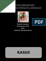 Hernia Inguinalis Lateralis