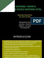 Salud Materno- Infantil Naly y Leo