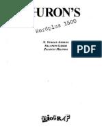 27215912 HURON S Nagy Szotanulos Konyv